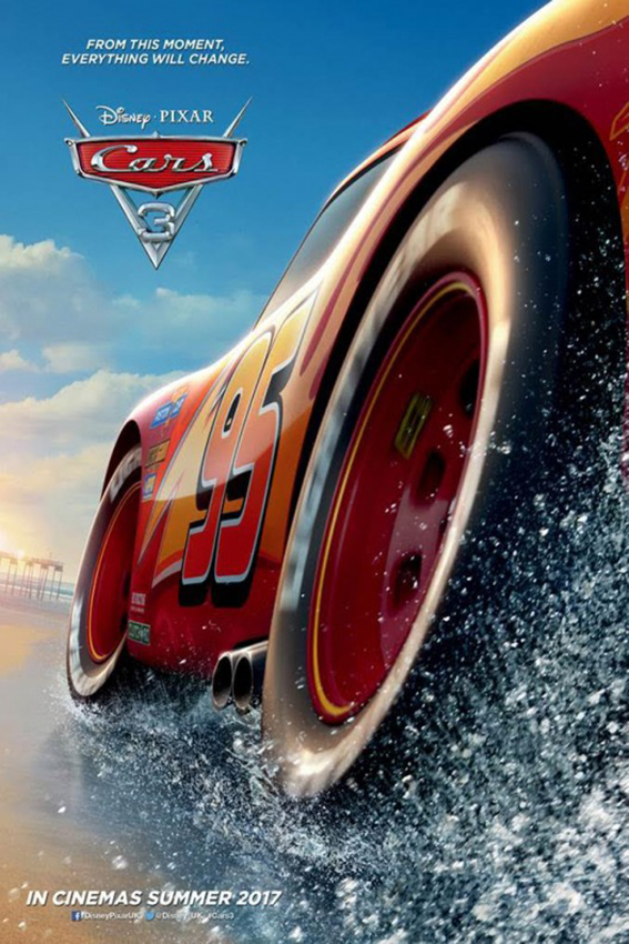 Cars 3 [2017 USA Movie] Animation, Family