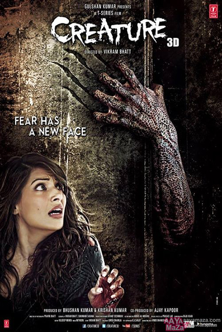 Creature [2014 India Movie] Horror, Monster