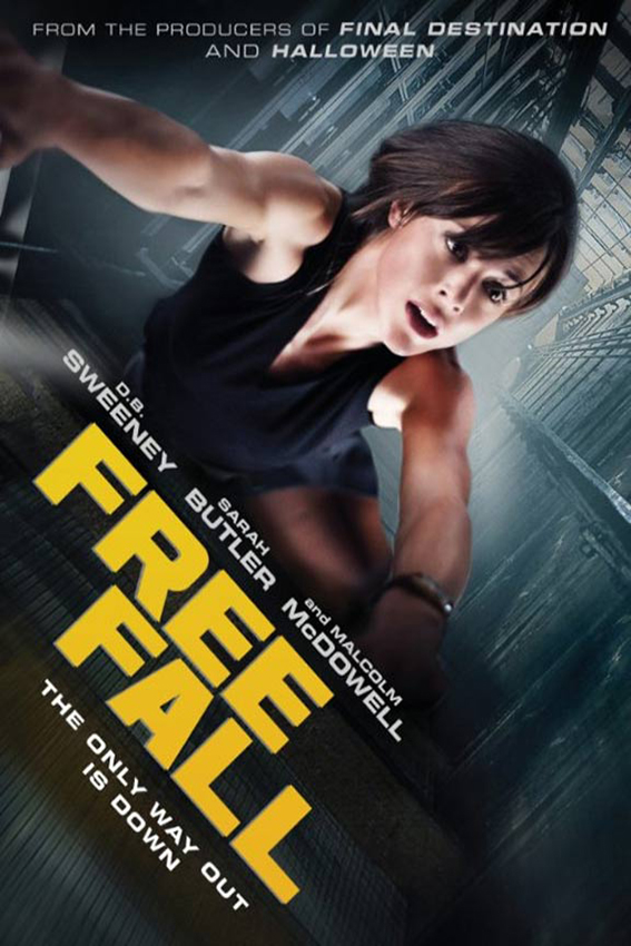 Free Fall [2014 USA Movie] Action, Crime, Thriller