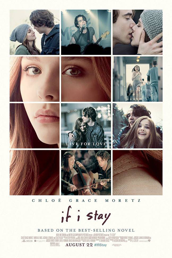 If I Stay [2014 USA Movie] Drama, Fantasy, Musical, Romance