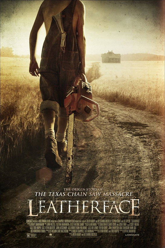 Leatherface [2017 USA Movie] Horror, Thriller