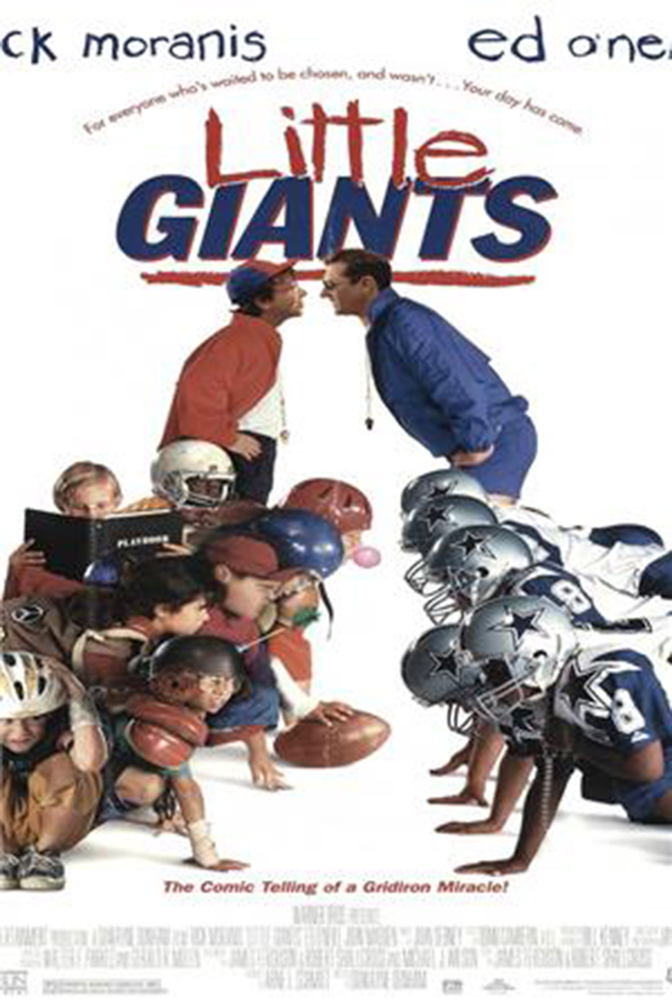 Little Giants [1994 USA Movie] Comedy, Family, Sport