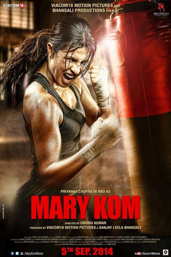 Mary Kom [2014 India Movie] Action, True Story, Drama, Biography