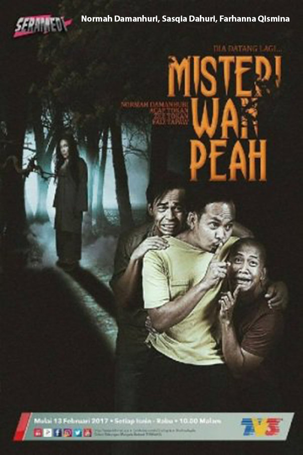 Misteri Wan Peah [2017 Malaysia Series] 20 eps END (4)