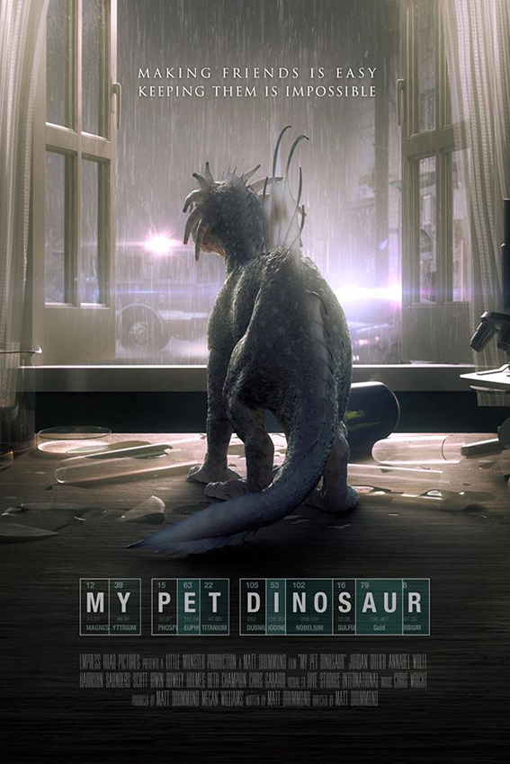 My Pet Dinosaur [2017 Australia Movie] Action, Adventure, Family
