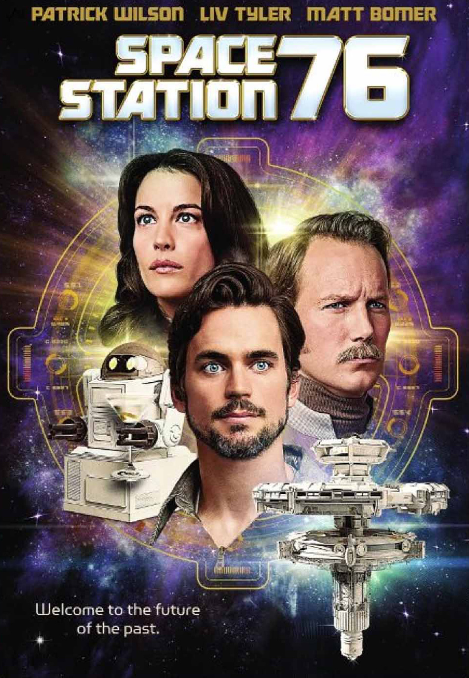 Space Station 76 [2014 USA Movie] Comedy, Drama, Sci Fi