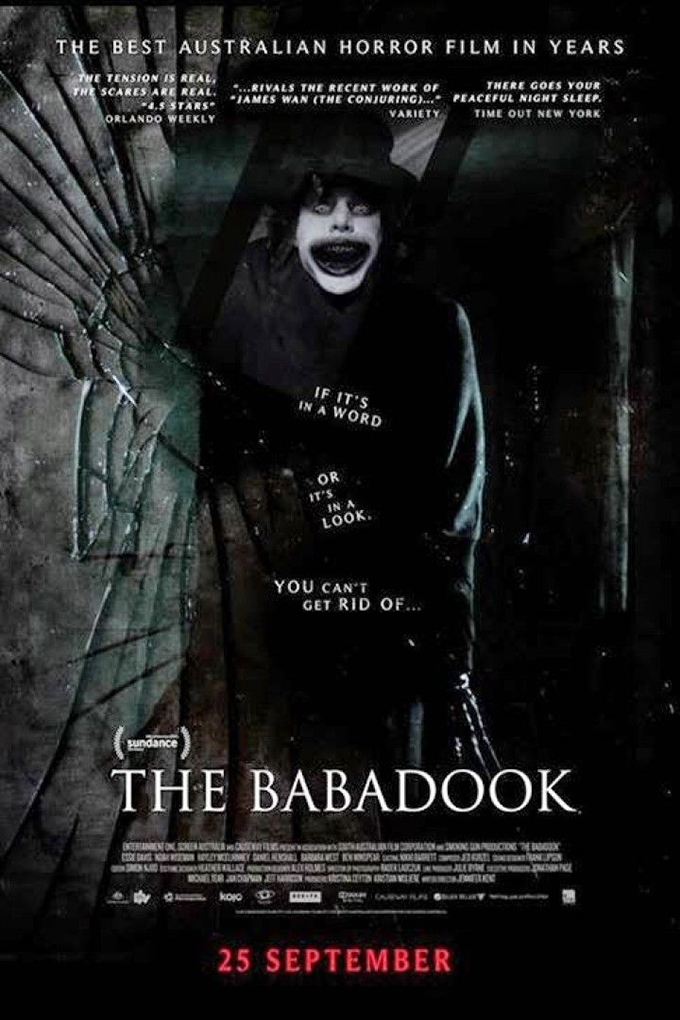 The Babadook [2014 Australia & Canada Movie] Drama, Horror
