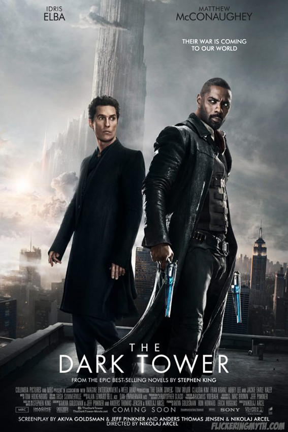 The Dark Tower [2017 USA Movie] Action, Fantasy, Sci Fi, Horror