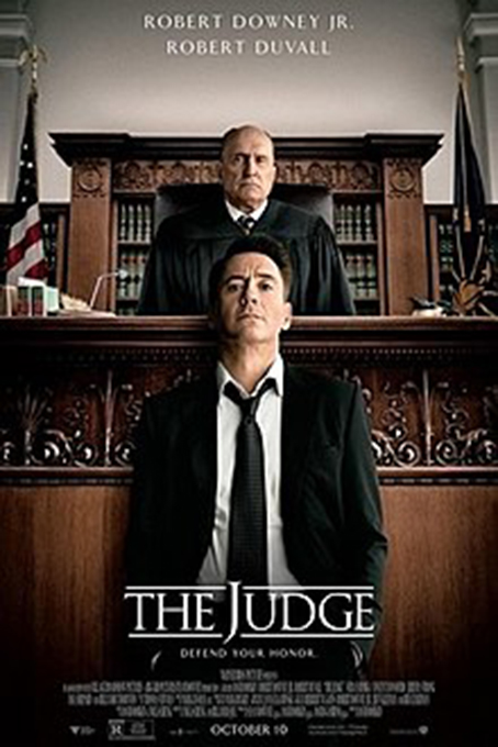 The Judge [2014 USA Movie] Crime, Drama