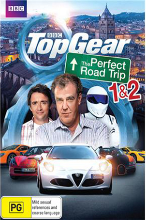 Top Gear: The Perfect Road Trip 1 & 2 [2014 UK Movie] Show, Documentary, Comedy, Racing