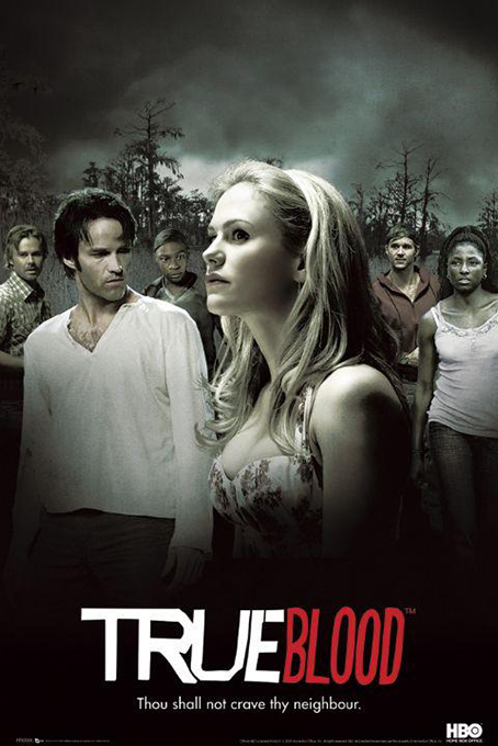 True Blood SEASON 7 Completed (Final Season) [2008 – 2014 USA Series]