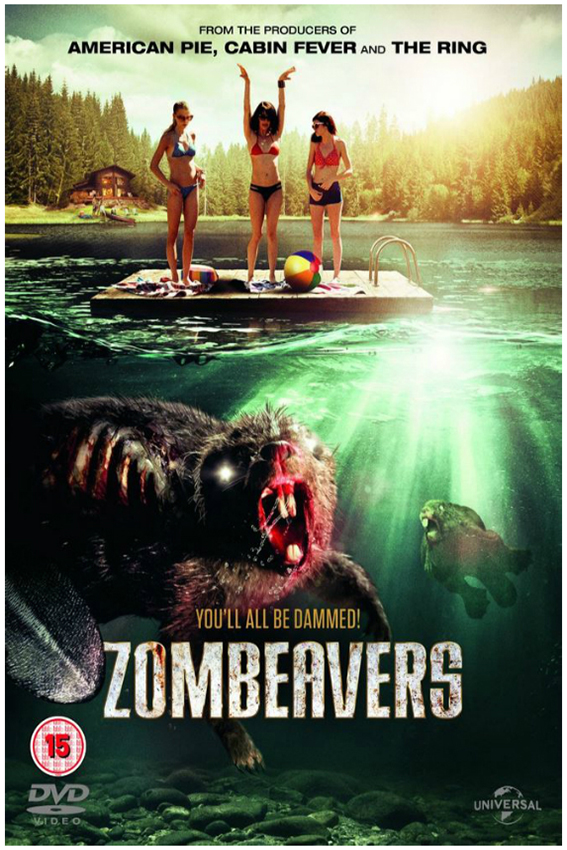 Zombeavers [2014 USA Movie]  Comedy, Horror