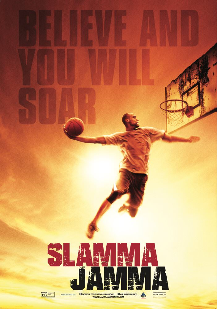 Slamma Jamma [2017 USA Movie] Drama, Sport