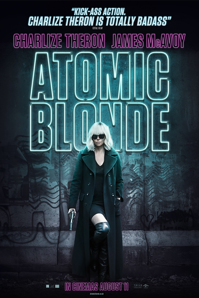 Atomic Blonde [2017 USA, Germany & Sweden Movie] Action, Mytery, Thriller