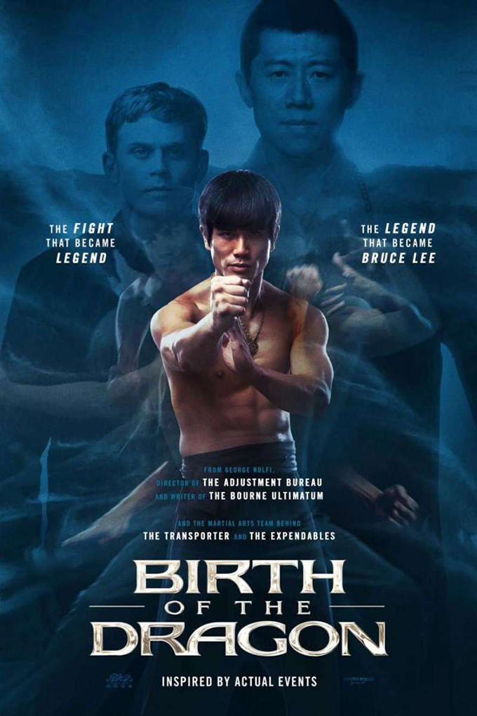 Birth of the Dragon [2017 USA, Canada & China Movie] Action, Biography, True Story