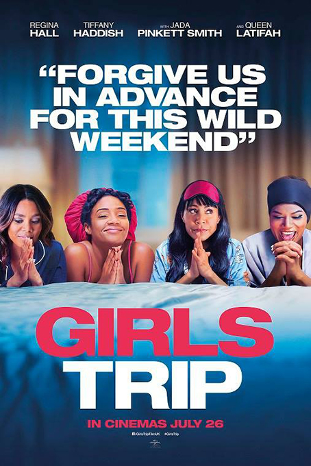 Girls Trip [2017 USA Movie] Comedy