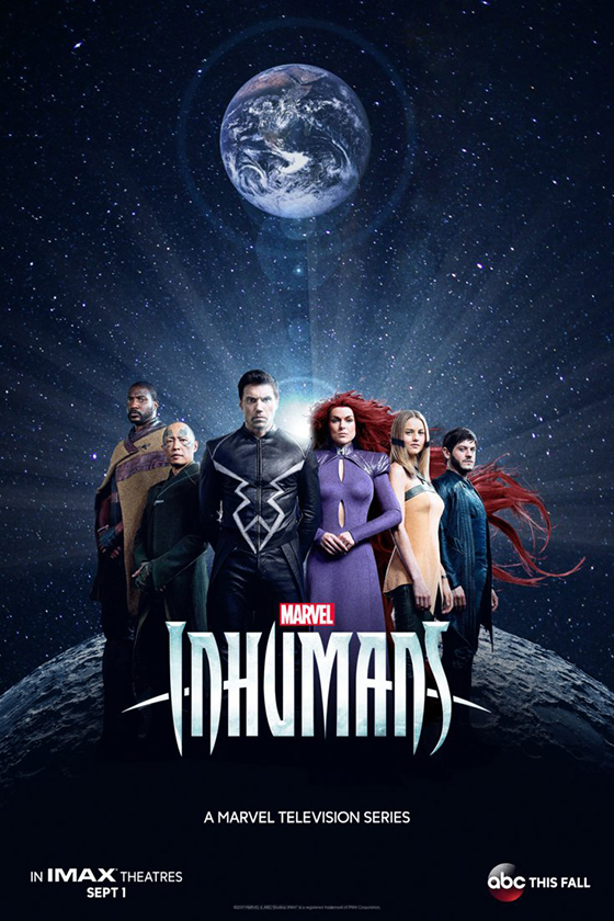 Inhumans SEASON 1 Completed [2017 USA Series] Action, Adventure, Sci Fi