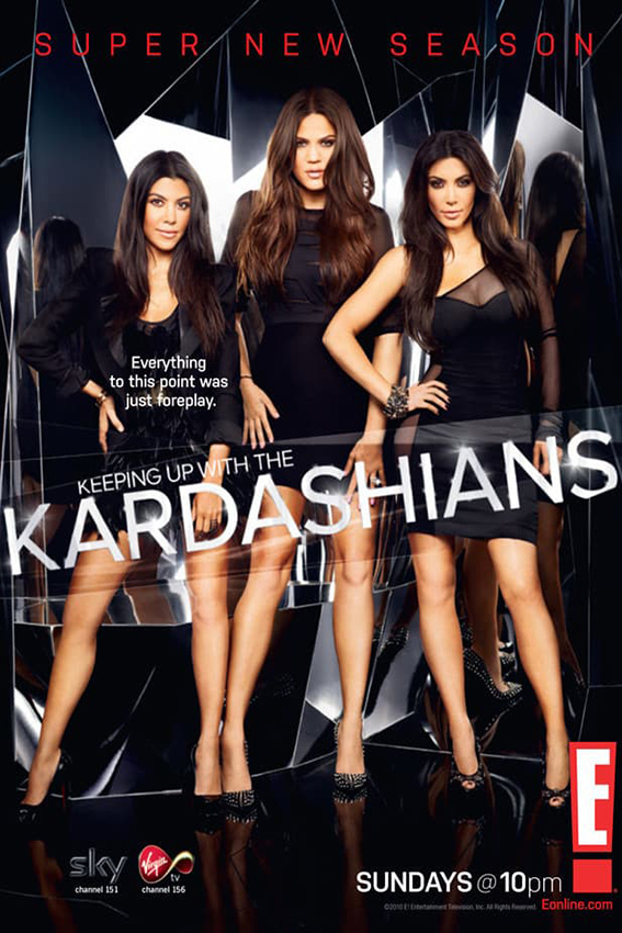 Keeping Up With The Kardashians SEASON 13 Completed [2007 – Current USA Series] Drama, Reality TV