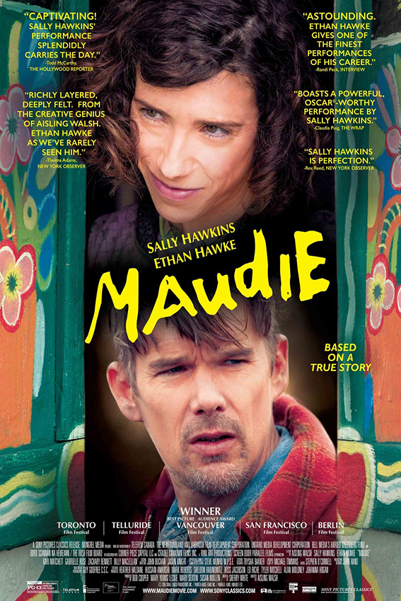 Maudie [2016 Ireland & Canada Movie] Drama, Romance, True Story, Biography