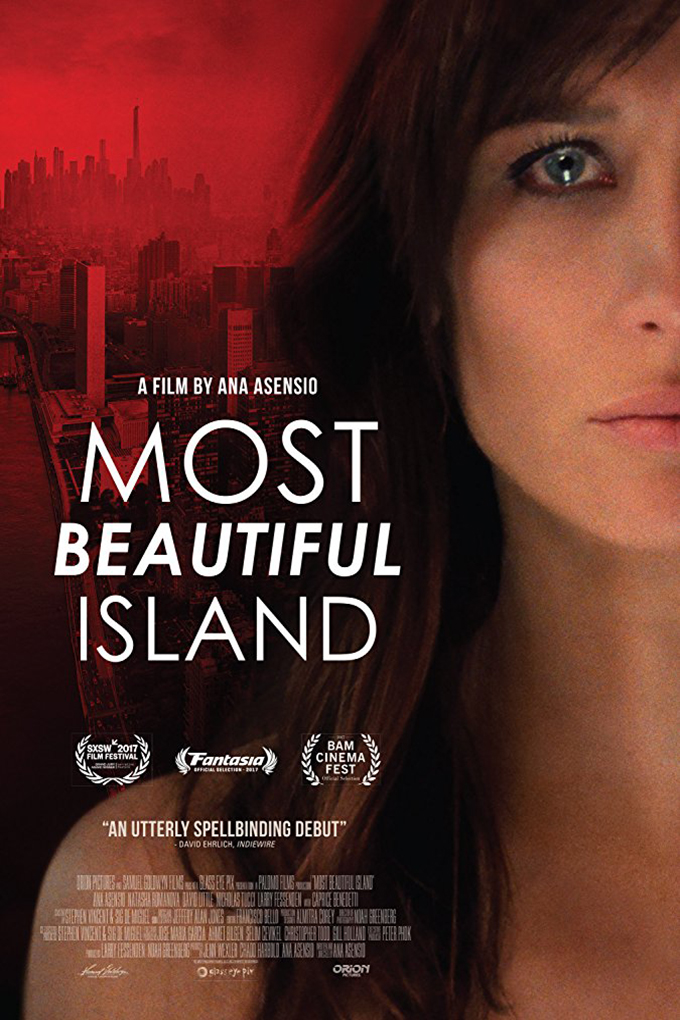 Most Beautiful Island [2017 USA Movie] Drama, Thriller
