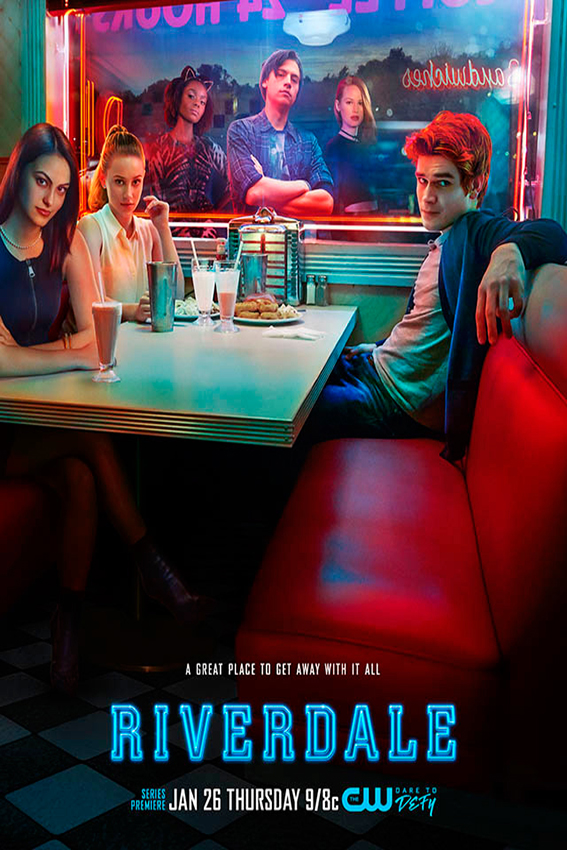 Riverdale SEASON 1 Completed [2017 USA Series] Crime, Drama, Mystery