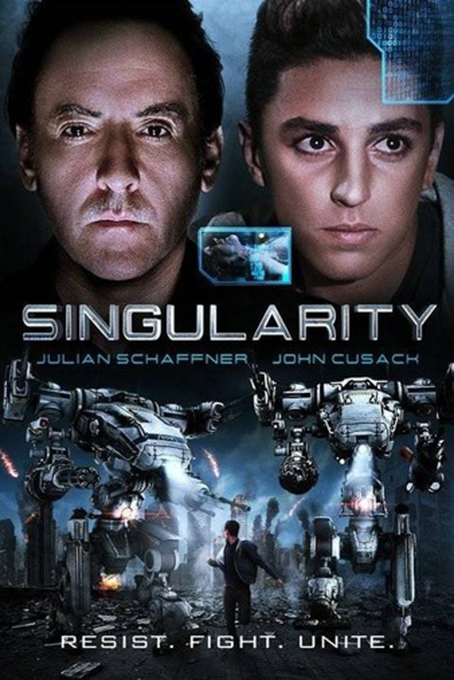Singularity [2017 USA & Switzerland Movie] Sci Fi