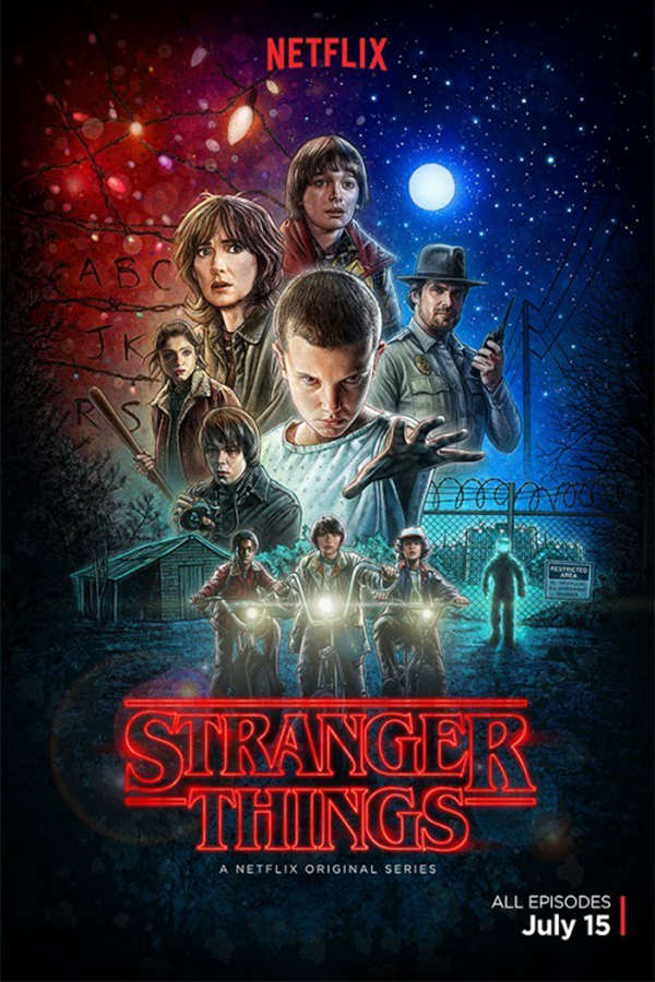 Stranger Things SEASON 2 Completed [2016 – Current USA Series] Drama, Fantasy, Horror, Sci Fi