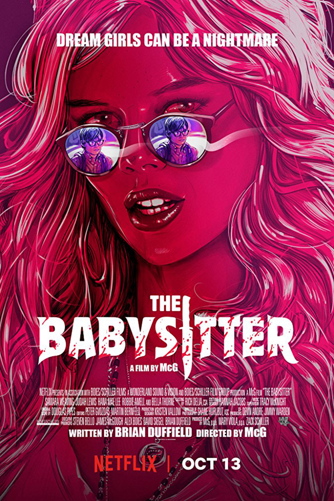The Babysitter [2017 USA Movie] Comedy, Horror