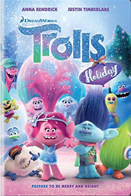 Trolls Holiday [2017 USA Movie] Animation, Family