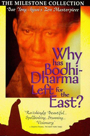 Why Has Bodhi Dharma Left for the East [1989 Korea Movie] Drama
