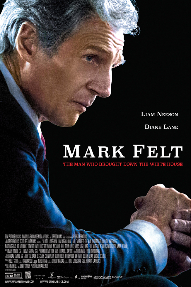 Mark Felt The Man Who Brought Down the White House [2017 USA Movie] Biography, Drama, History, True Story
