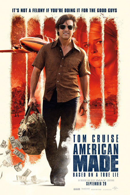 American Made [2017 USA Movie] Drama, Crime