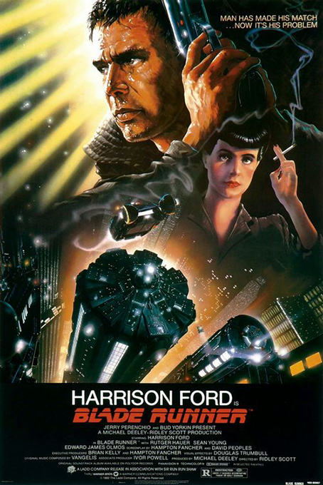 Blade Runner [1982 USA Movie] Fantasy, Sci Fi
