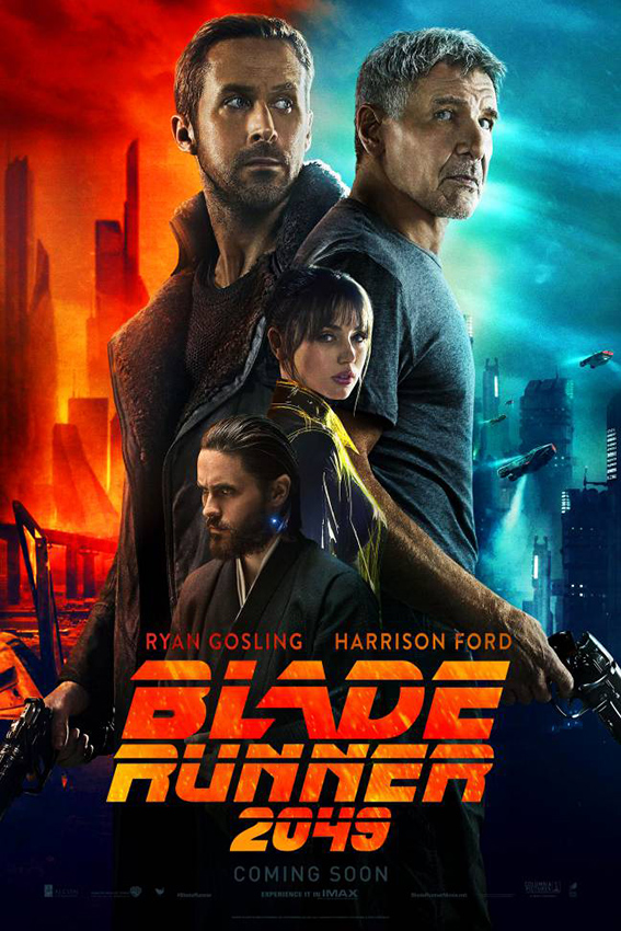 Blade Runner 2049 [2017 USA Movie] Sci Fi, Mystery