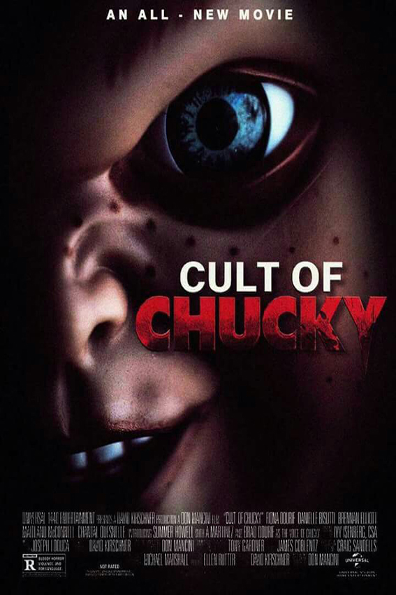 Cult of Chucky [2017 USA Movie] Horror, Thriller