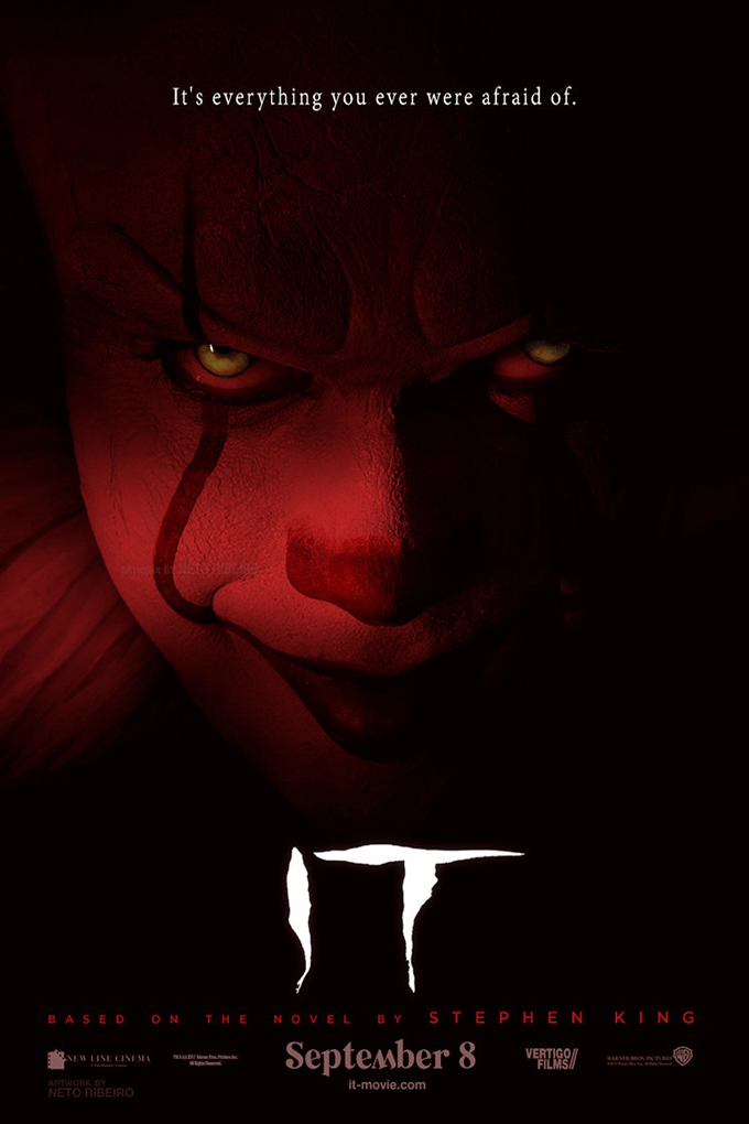 It [2017 USA Movie] Drama, Horror, Thriller