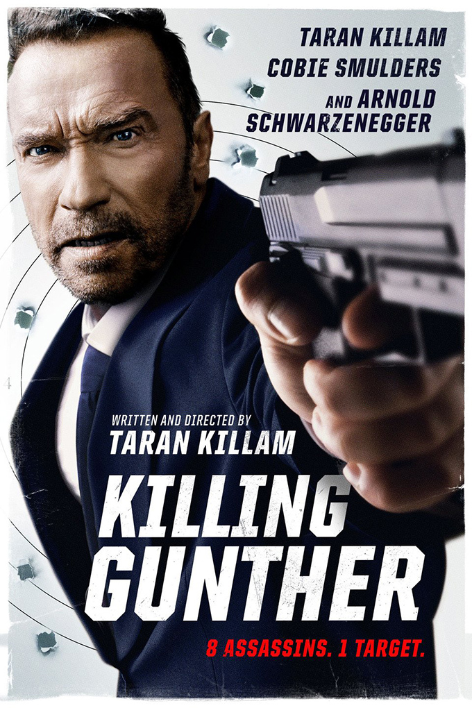 Killing Gunther [2017 USA Movie] Action, Comedy