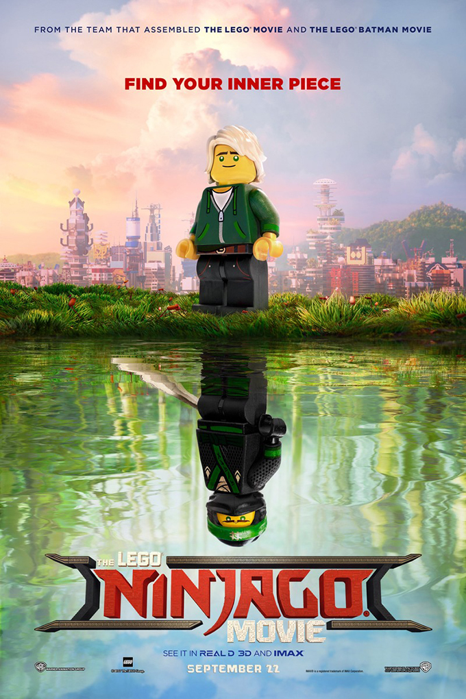 Lego Ninjago Movie [2017 USA & Denmark Movie] Animation, Family