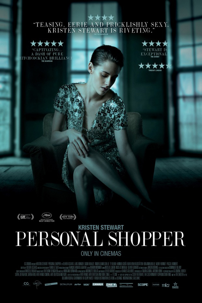 Personal Shopper [2016 France, Germany, Czech Republic & Belgium Movie] English Drama, Horror, Mystery, Thriller