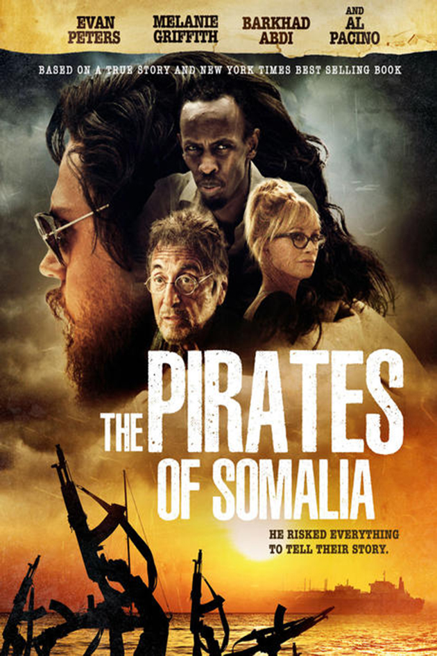 The Pirates of Somalia [2017 USA, Kenya, Somalia, Sudan & South Africa Movie] Drama, True Story