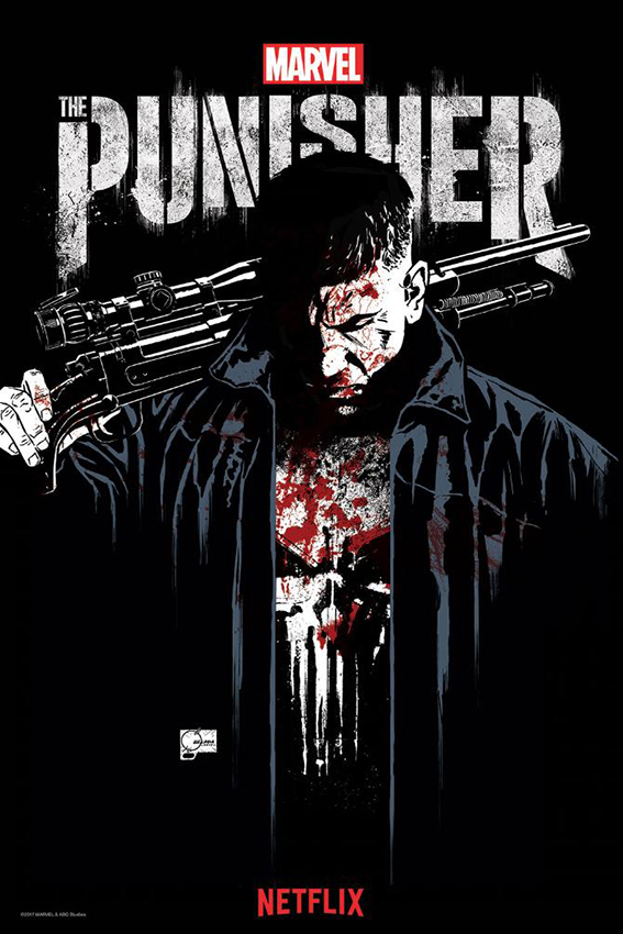 The Punisher SEASON 1 Completed [2017 Western Series] Action, Adventure, Crime