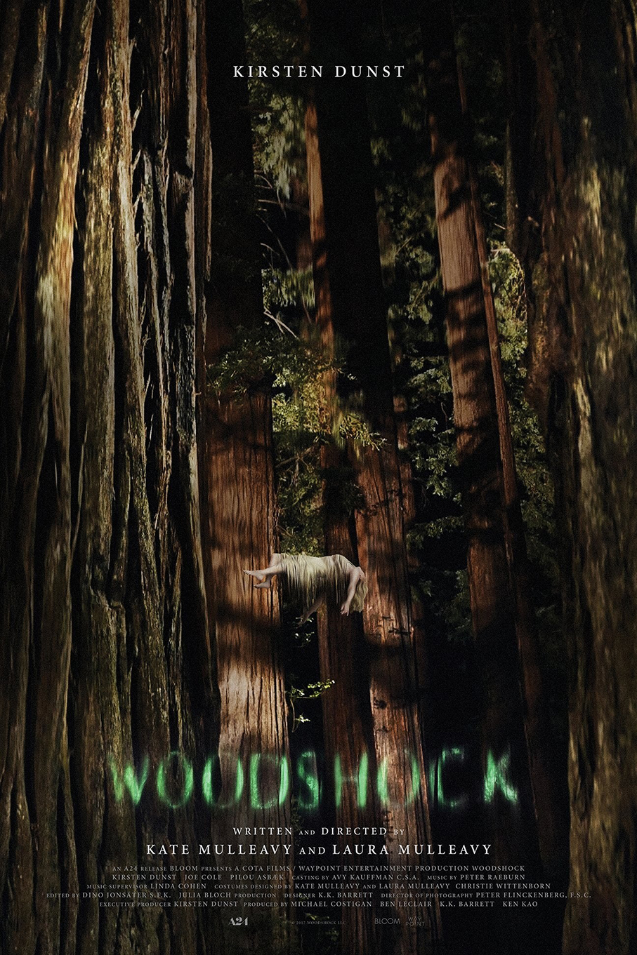 Woodshock [2017 USA Movie] Drama, Thriller
