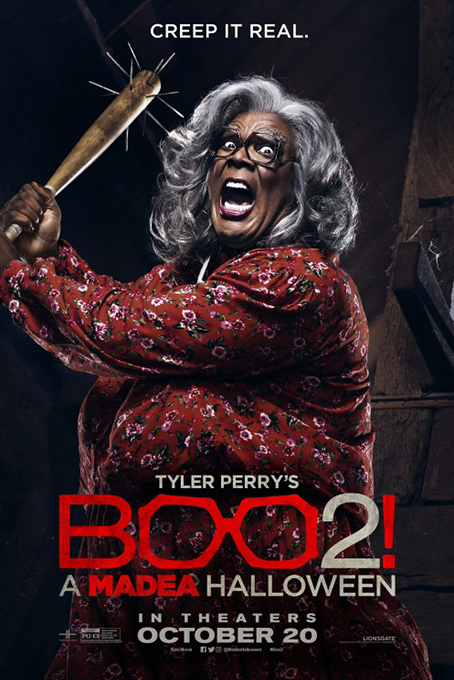 Boo 2 A Madea Halloween [2017 USA Movie] Comedy, Horror
