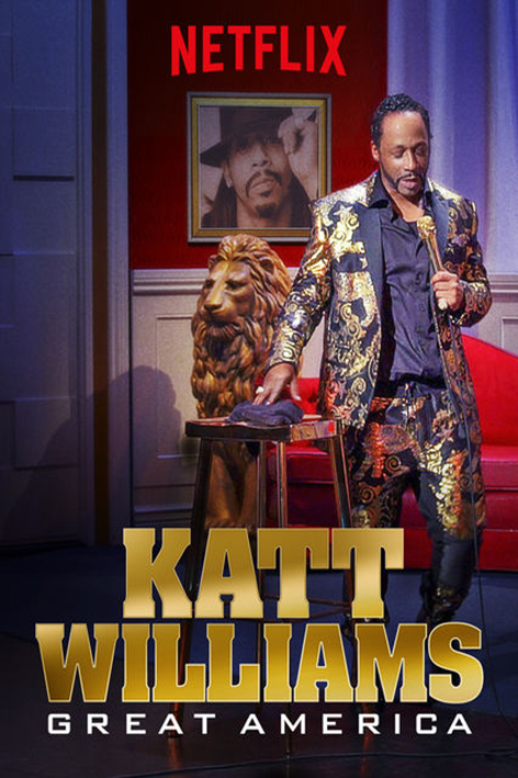 Katt Williams: Great America [2018 USA Movie] Comedy, Stand Up Katt Williams
