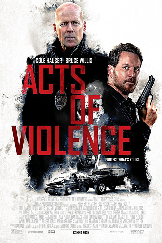 Acts of Violence [2018 USA Movie] Action, Drama