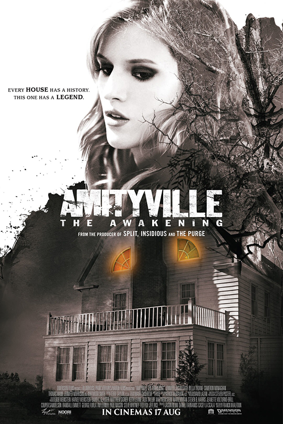 Amityville The Awakening [2017 USA Movie] Horror, Thriller
