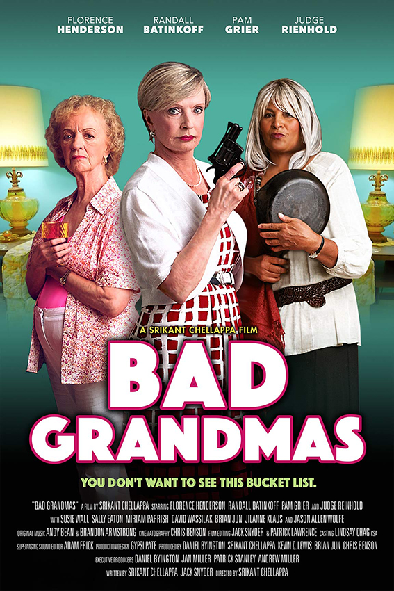 Bad Grandmas [2017 USA Movie] Action, Comedy, Crime