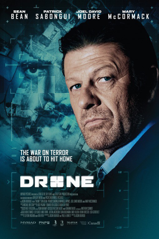 Drone [2017 Canada Movie] Thriller