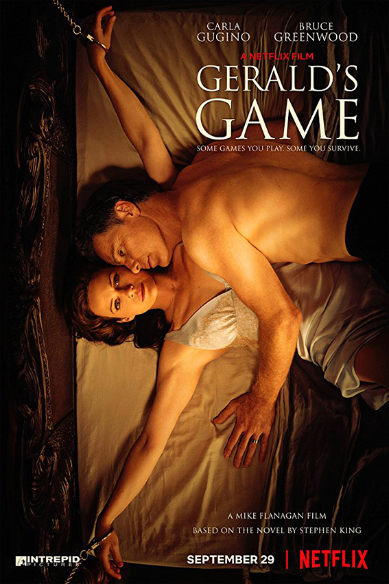Gerald's Game [2017 USA Movie] Horror, Thriller