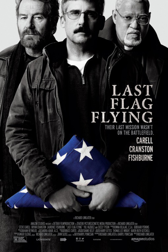 Last Flag Flying [2017 USA Movie] Comedy, Drama, War